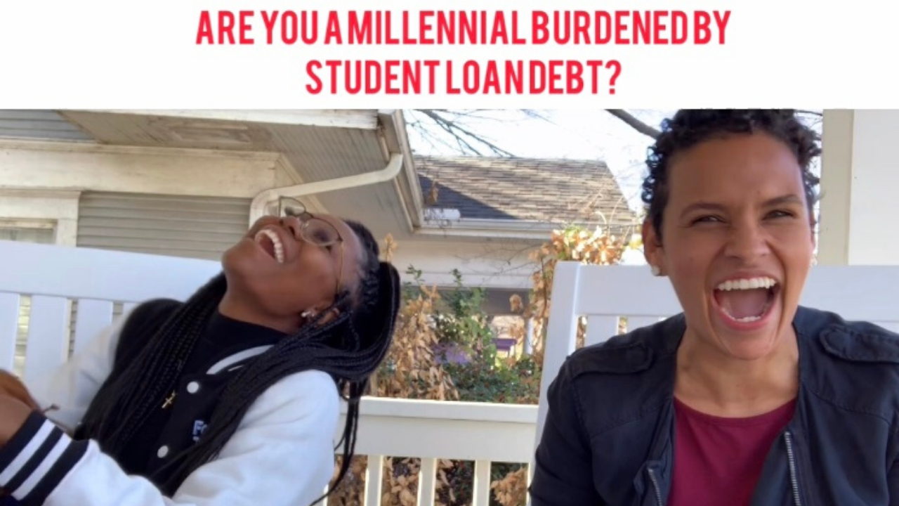 Student loan debt in Huston